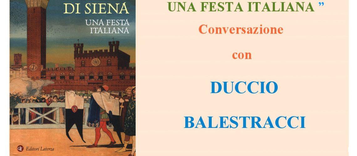 2021.08.06 - D. Balestracci - Il Palio di Siena ..... (1)